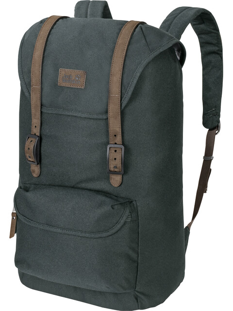 Jack Wolfskin Earlham Backpack greenish grey